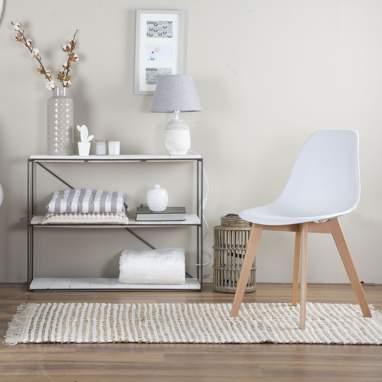 Gresy tapis 90x150 blanc