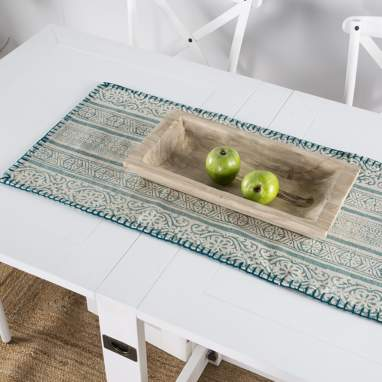 Kail chemin de table 50x150 eau