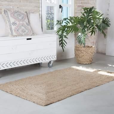 Lauf natural rug