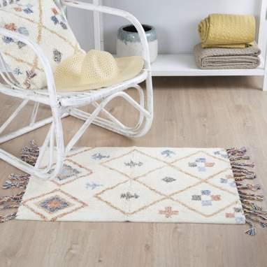 Losa tapis grec multicolore