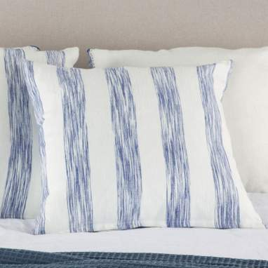 Junc blue cushion