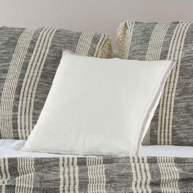 Gilsa portos grey cushion