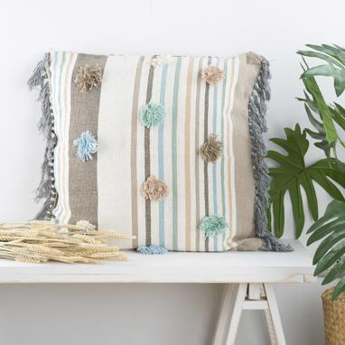 Bexa blue cushion