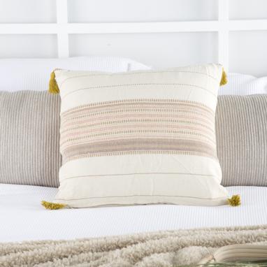 Yiro mustard cushion