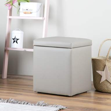 Ayend pouf container