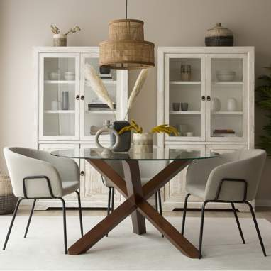 Carot table base dining room