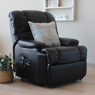Misson sillón accionamiento relax eléctrico levanta personas