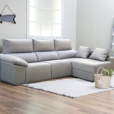 Tecnos divano c/cassapanca ecopelle
