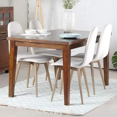 Afrikaan ext. dining table 140/190