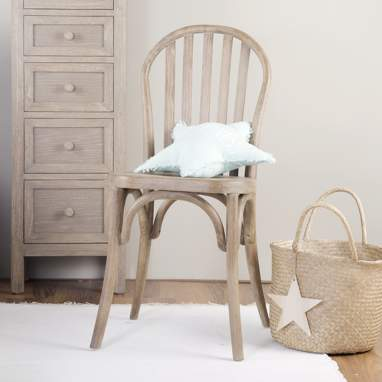 Landos white chair