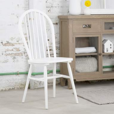 Country silla blanca