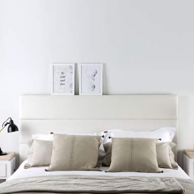 Mishu upholstered bedhead