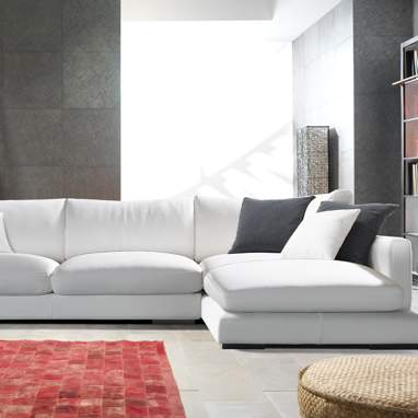 Luxor sofá ecopiel