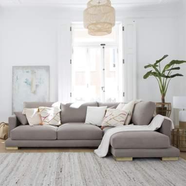 Luxor sofá tela