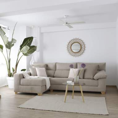 Shambala sofá tecido