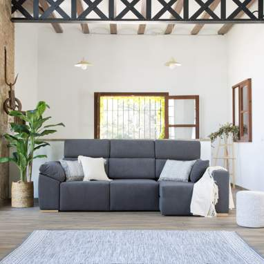 Chesky sofa