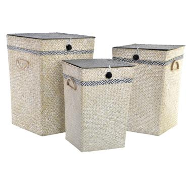 Desa fibre set 3 baskets