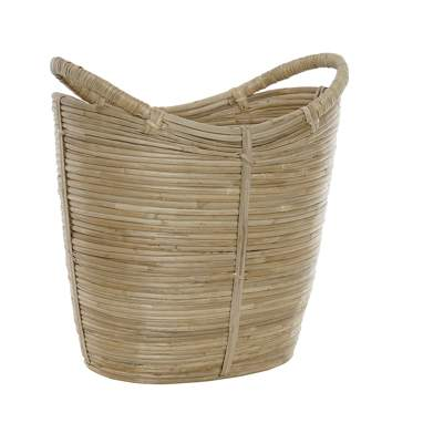 May natural ratan basket