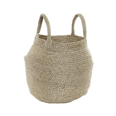 Boky natural jute basket