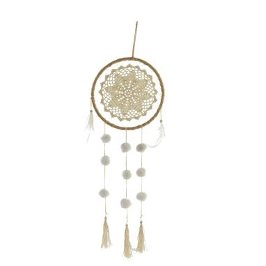 Riaed polyester dreamcatcher