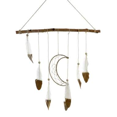 Rest plume dreamcatcher