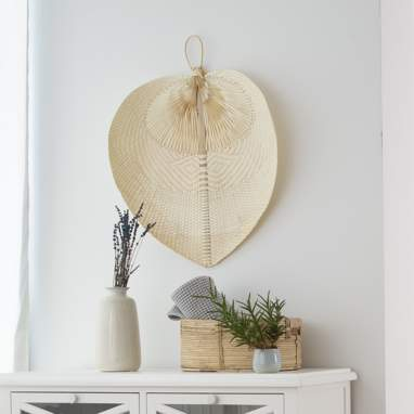 Perk ventaglio decorativo bambù