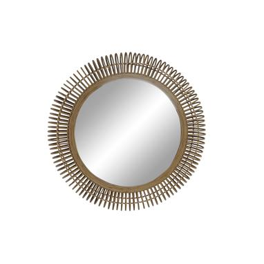 Llune brown mirror