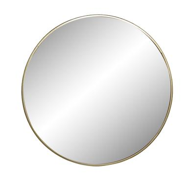 Kaine golden metal mirror