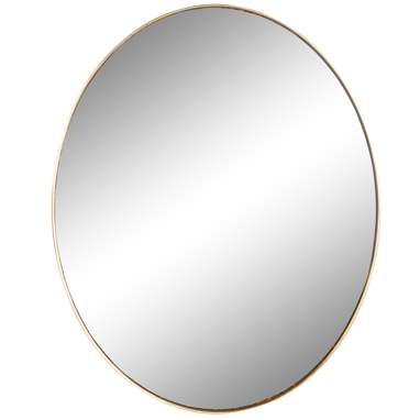 Kirk golden mirror