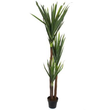 Dere green pvc plant