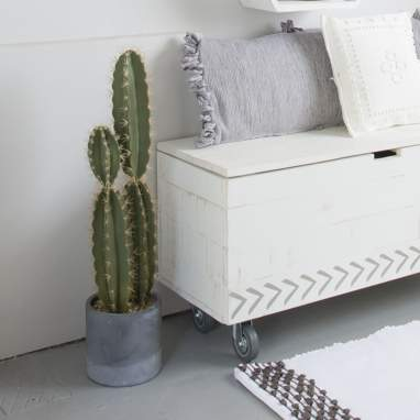 Amusp foam cement cactus