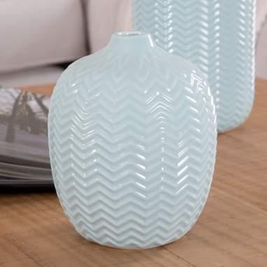 Camin vase 11,5x14 zigzag