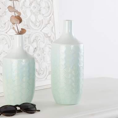 Elke vaso porcellana