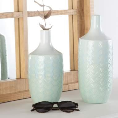 Weke vaso porcellana