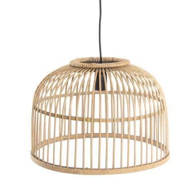 Leur bamboo lamp