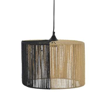 Jaum fiber metal lamp