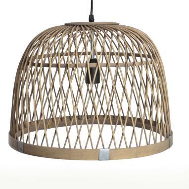 Egu bamboo lamp
