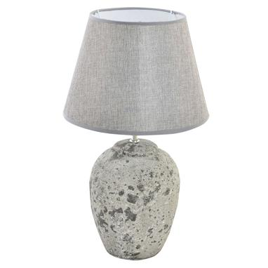 Nede stone ceramic table lamp