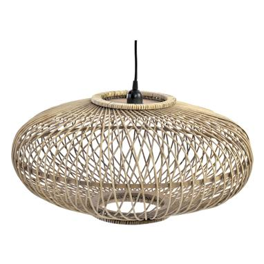 Kete natural rattan lamp