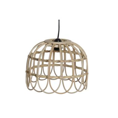 Raen suspension bambou naturel