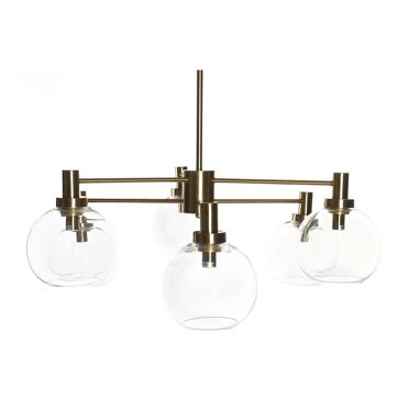 Alca suspension métal cristal