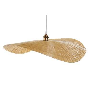 Pamy lampara techo bambu pamela