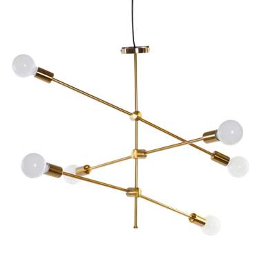 Keld lampara techo metal 100x100x180 180 satelite