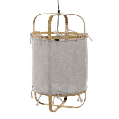 Cult suspension bambou polyester