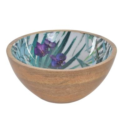 Maren tropical green bowl