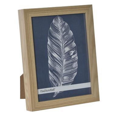 Soel marco foto 15x20 madera