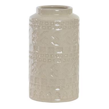 Arein vaso porcellana craquelure