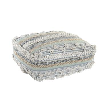 Najin blue lines cotton cushion