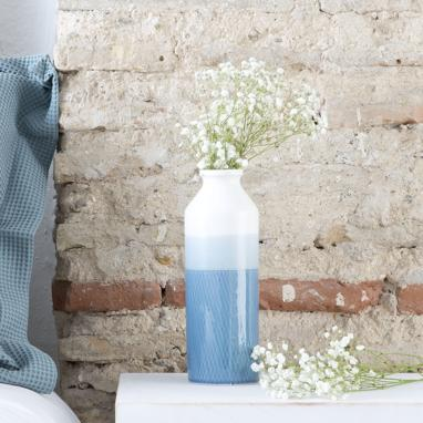 Ocoy vaso porcellana blue marino