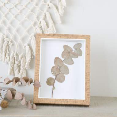Adon natural wood photoframe